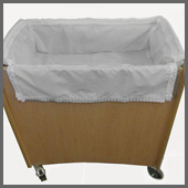 refrigerated cots - washable thin cotton sheet