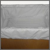 refrigerated cot - inner sheet